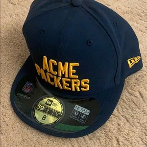 NWT NFL ACME PACKERS New Era Cap